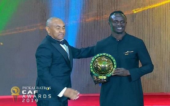 CAF Awards: Nchout Ajara  sacrée meilleure joueuse africaine de l'année 2019