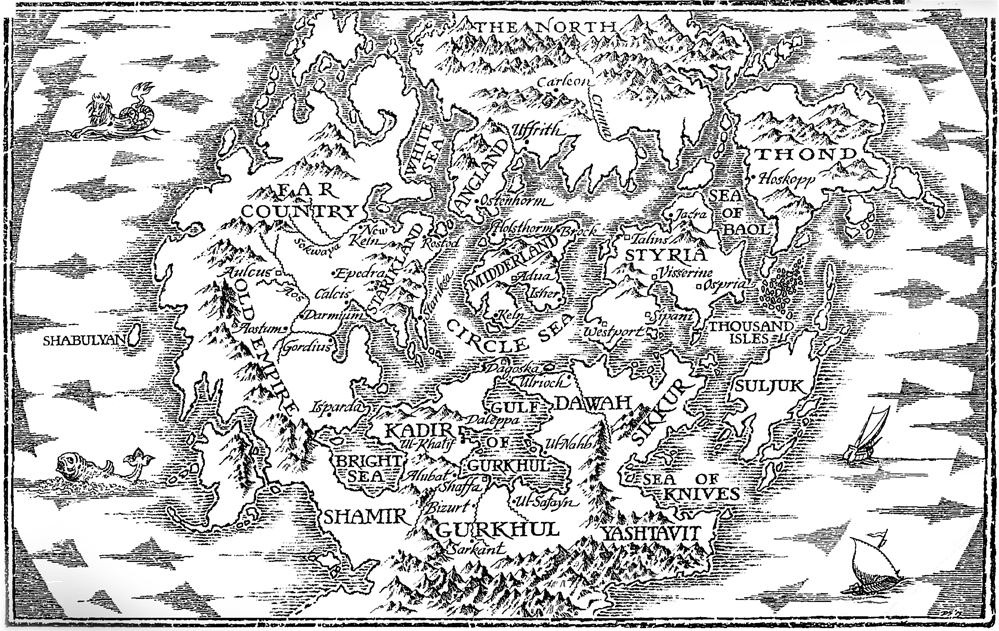 the wertzone timeline and map of joe abercrombie s first law world