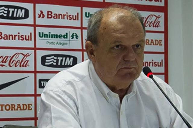 Piffero foi presidente do Inter em 2015/16 (Foto: Reprodução)
