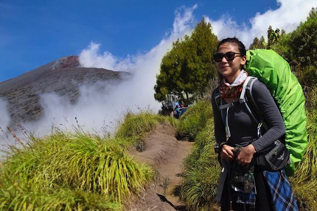 youtuber pendaki gunung