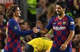 بث مباشرمباراة برشلونة ونابولي