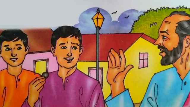 Problems Story for Child in Hindi