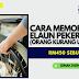 Cara Memohon Elaun Pekerja OKU (EPOKU) RM450 sebulan