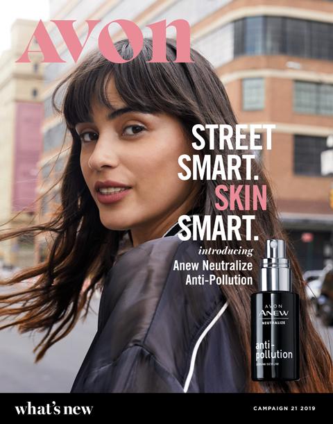Avon What's New Campaign 21 2019