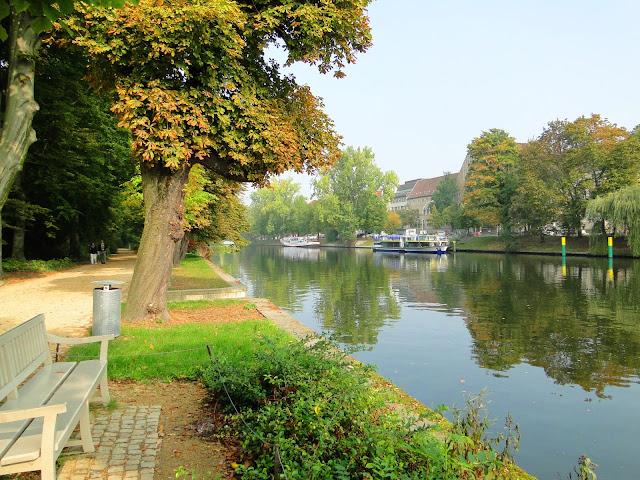 Rio Spree, Berlim