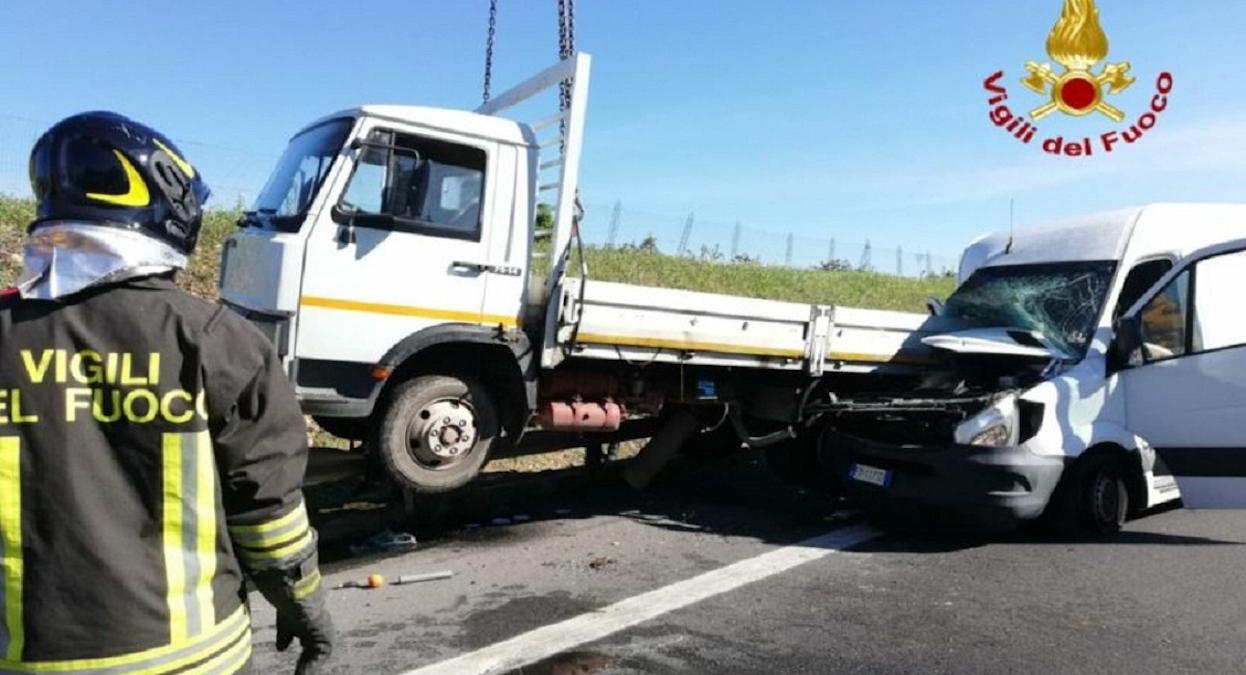 Incidente A19