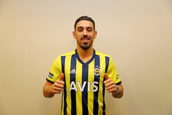 Oficial: Fenerbahçe, llega İrfan Kahveci
