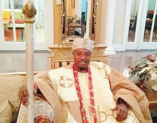 """""""Banky W Cancer Should Come & Afflict Me"""" – Oluwo Of Iwo"""