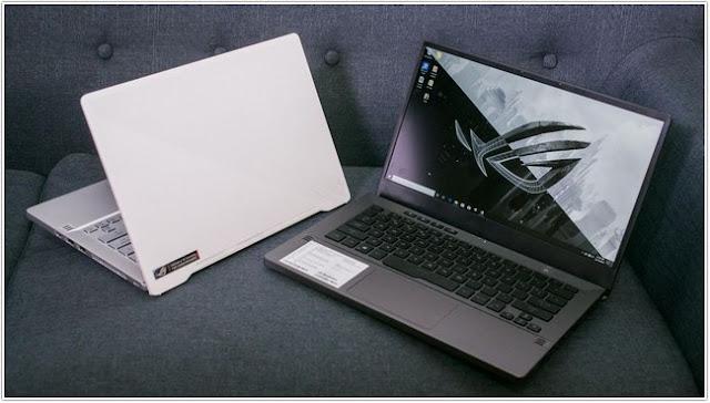 Asus ROG Zephyrus G14, Laptop ROG Terbaru & Mungil;Asus ROG Zephyrus G14;