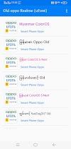 Color OS Myanmar Fonts
