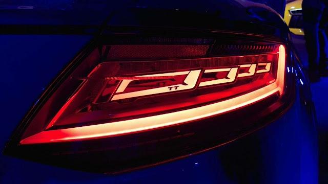 Audi desarrolla la nueva generación de su tecnología de iluminación OLED