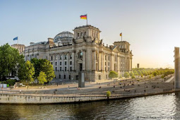 """Eropa dan Rusia Rayakan """"Stabilitas"""" Politik Jerman Pascapemilu Legislatif"""