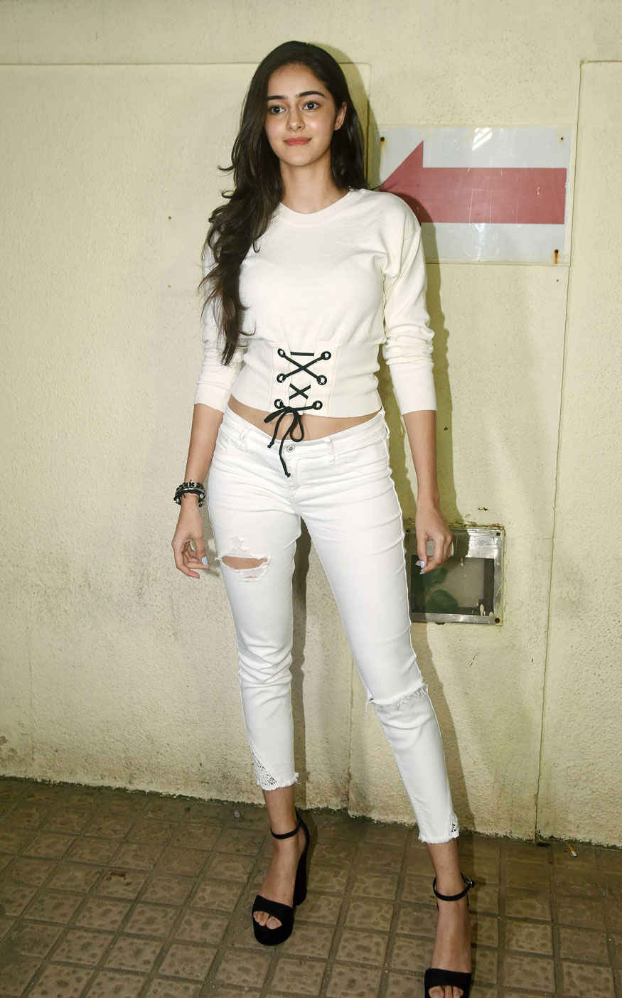Bollywood Stars at Special Screening of Judwaa 2 Gallery
