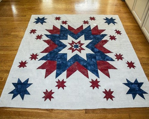 Land of the Free - Quilting Free Pattern
