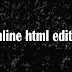 online html code editor with auto completion and syntax highliter