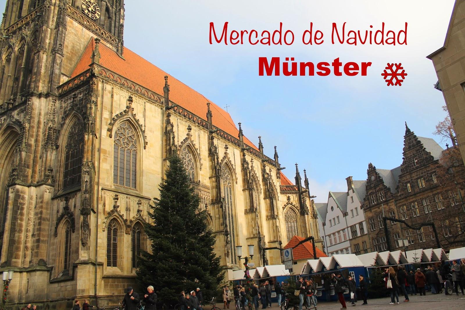 Título post Mercado de Navidad de Münster