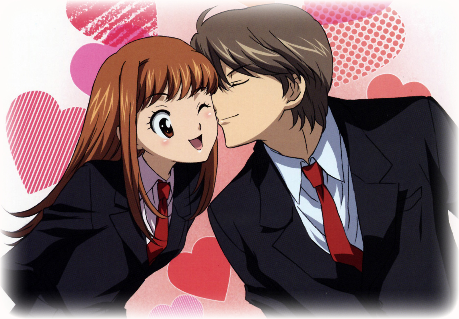O Dia Dos Namorados Comeca E Nada Melhor Que Comecar Com Uma Mencao Honrosa De Um Casais Mais Marcantes Irie Kun Kotoko