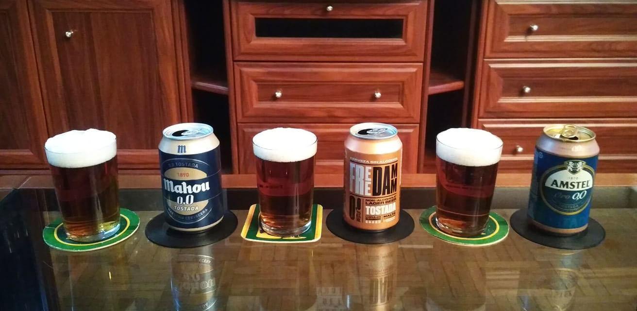 Eligiendo Cerveza 0,0 Tostada