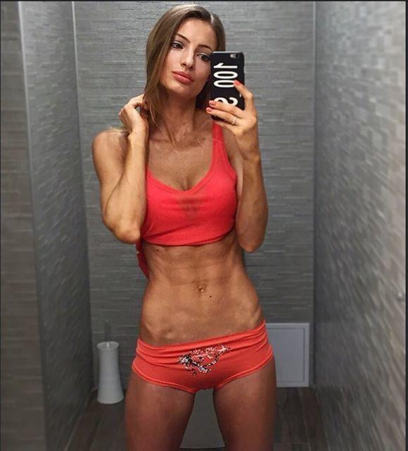 Sveta - Beautiful russian fitness model