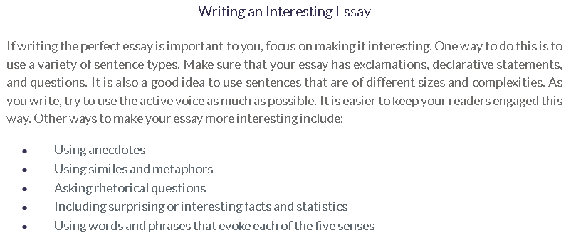 Perfect write essay to for how college a