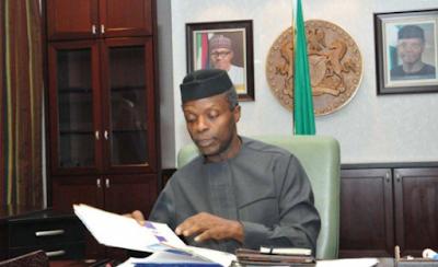 Muhammadu Buhari, Yemi Osinbajo, Acting president, Executive orders, News, Nigeria, Budgets,