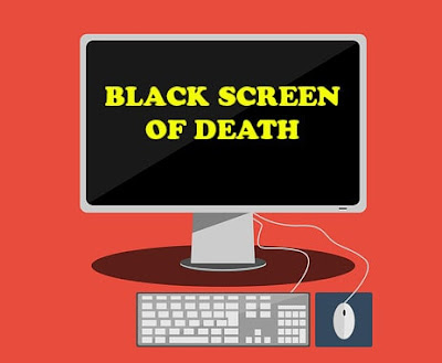 5 Easy Ways to Fix Black Screen Of Death