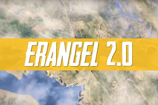 PUBG Mobile 0.16.0 update is coming with Erangel 2.0 map
