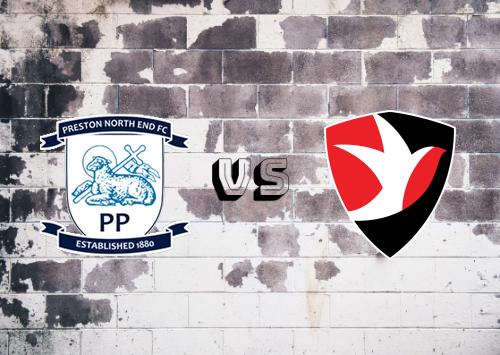 Preston North End vs Cheltenham Town  Resumen