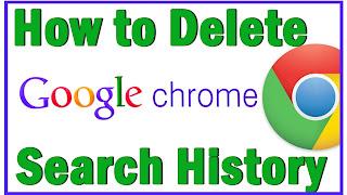 गूगल सर्च हिस्ट्री कैसे डिलीट करें