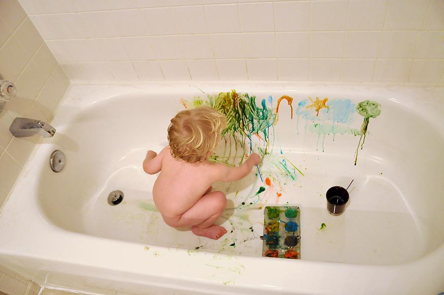Fun Bathroom Ideas That Will Make You Smile - Home Tips ... on Fun Bathroom Ideas  id=84691