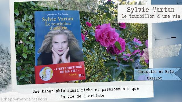 sylvie vartan le tourbillon d'une vie biographie cazalot happybook