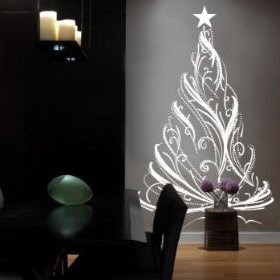 Fun plannet modern christmas tree ideas - Modern christmas tree ideas ...