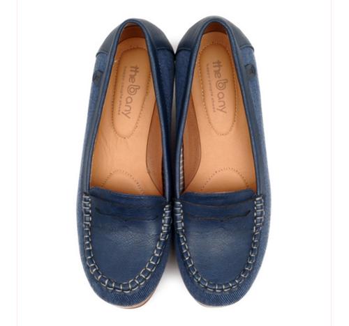Bany Flat Wedge Shoes
