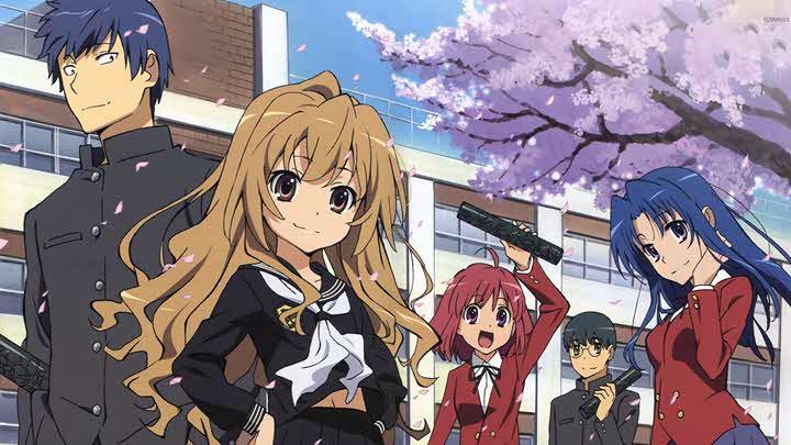 Anime to watch if you Like Toradora!, Anime Toradora!