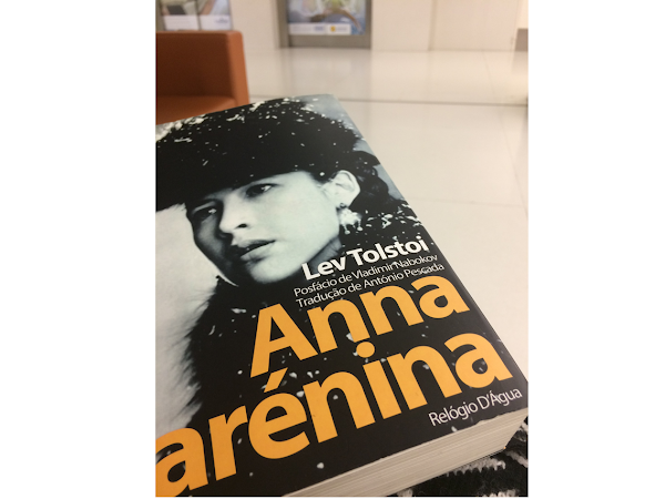 Anna Karénina uma história de impossíveis