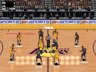 NBA Live 2000 Full Game Download