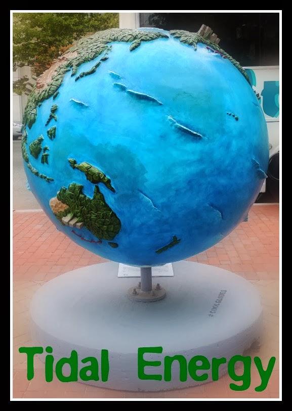 The Cool Globes en Boston: Tidal Energy
