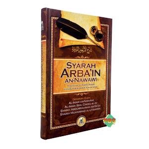 Syarah Arba'in An-Nawawi DH (Cover kuning)