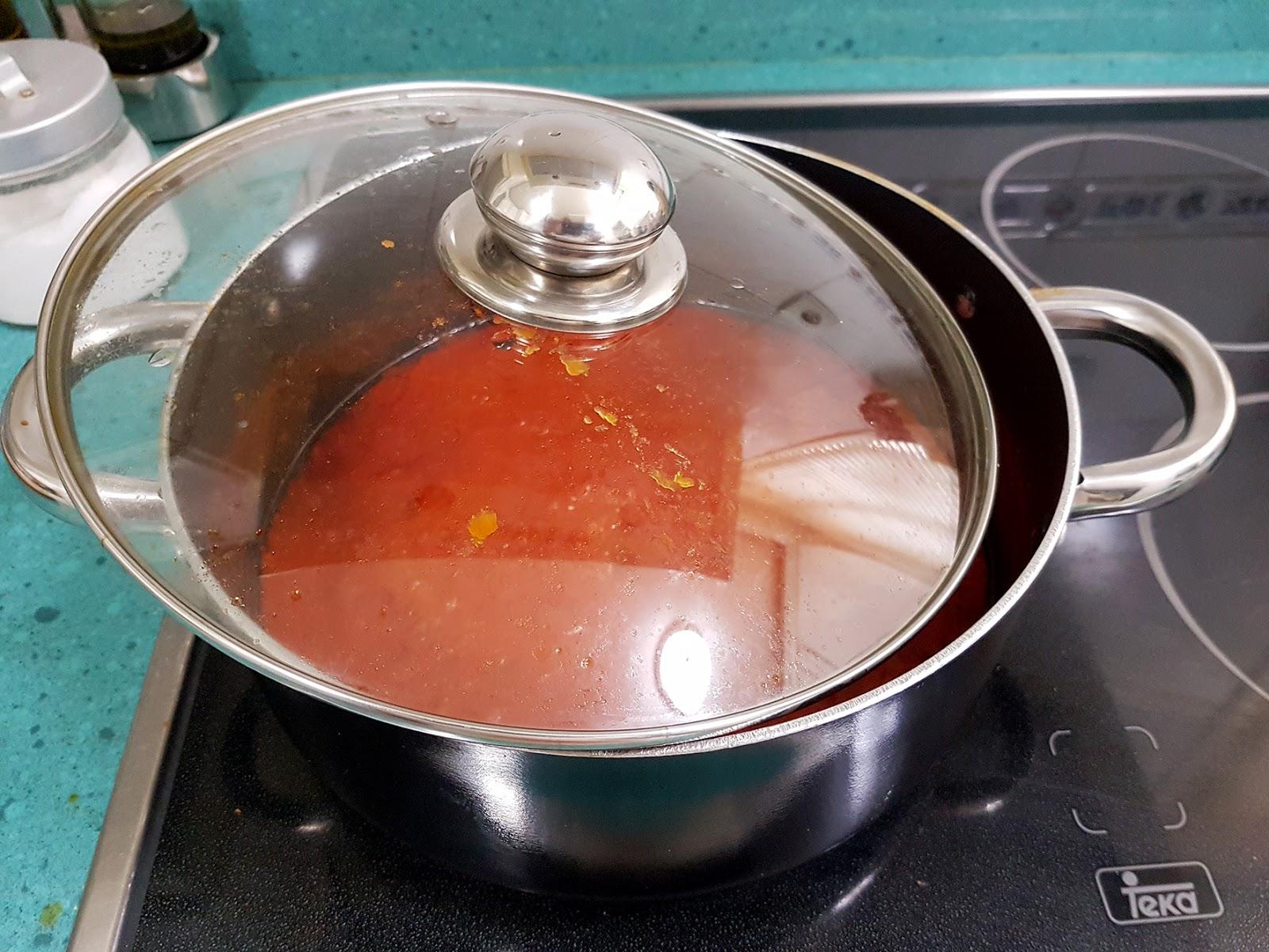 De fogones y libros: Salsa de tomate (tomate frito)