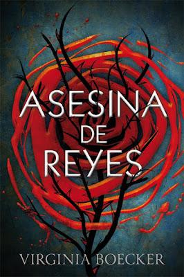 OFF TOPIC : LIBRO - Asesina De Reyes (Caza de brujas #2) : Virginia Boecker (Hidra - Julio 2016) NOVELA JUVENIL Edición papel & digital ebook kindle Comprar en Amazon España