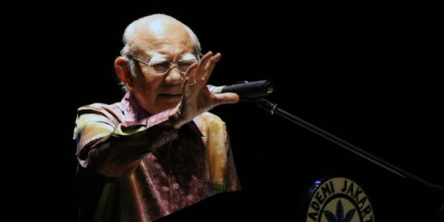 Ibu Kota Pindah, Emil Salim Khawatir Gedung Kementerian di Jakarta Dijadikan Mal