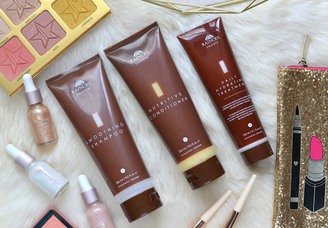 RAINCRY pH Balanced Haircare Smooth Collection