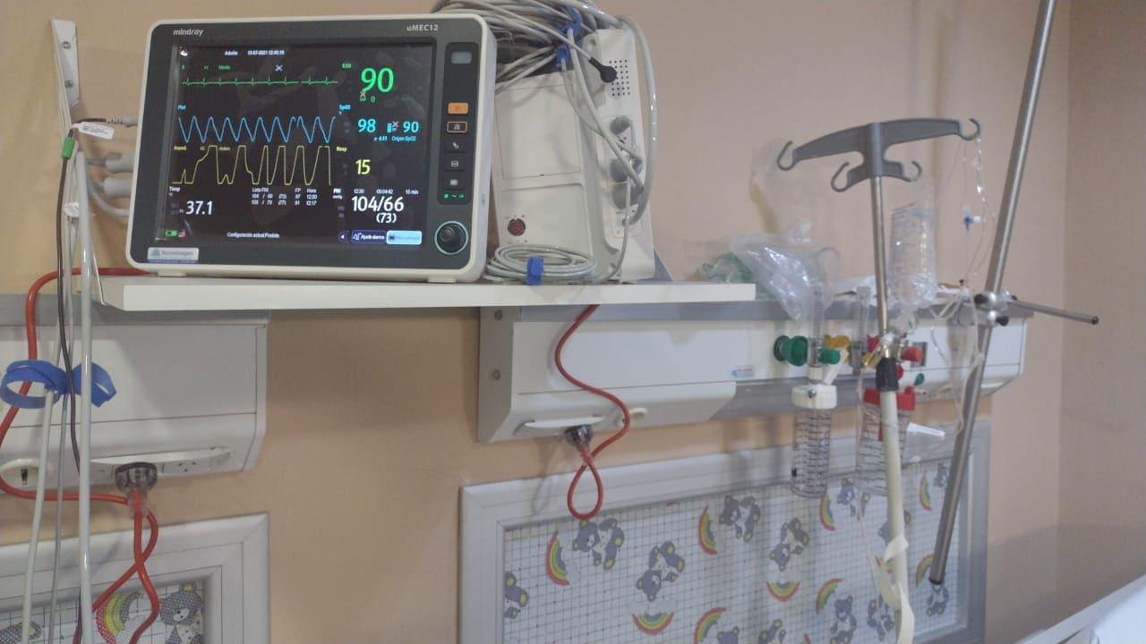 Donación para el Hospital