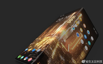 Vivo iQOO's first foldable smartphone, images leaked