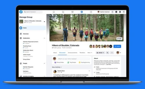 Facebook introduces a new community management tools