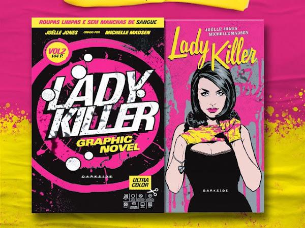 Vem aí Lady Killer: Graphic Novel - Vol. 2