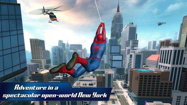 The Amazing Spider-Man 2 Apk Free Download