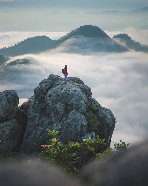 Wisata Bukit Cumbri Wonogiri