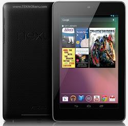 spesifikasi tablet google nexus 7, harga tablet nexus 7 terbaru di indonesia, gambar tablet google nexus 7 dan foto