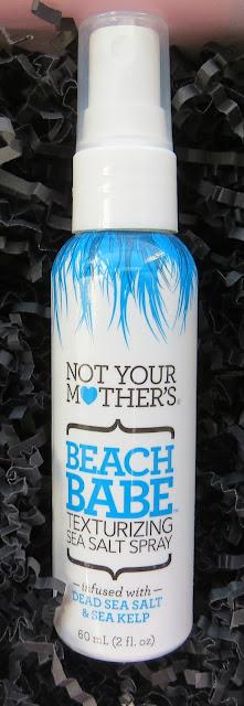Not Your Mother's Haircare Beach Babe Texturizing Sea Salt Spray